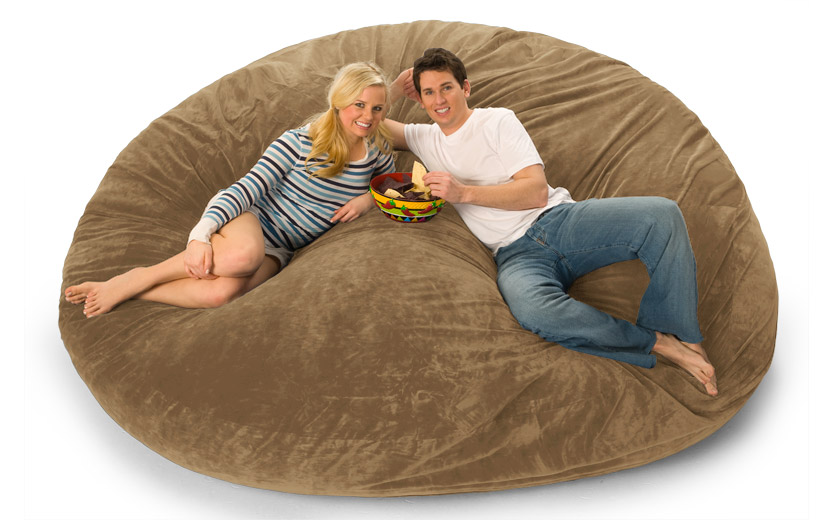8 foot Lovesac Big One Foam Bag : addl8DM48footfombagL from www.fombag.com size 834 x 520 jpeg 93kB