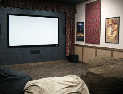 Home Theatre Room Setup Ideas