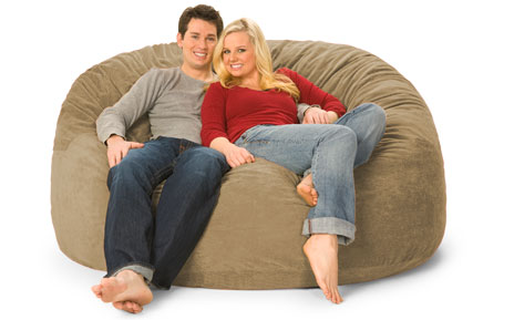 Customize your Fombag - Giant Bean Bag Chair