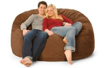 ... Large Bean Bag Chairs For Adults From FoMBAG. 6 Foot   Most Popular Size